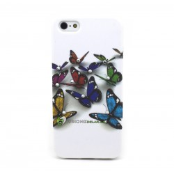 iPhone 5 Skal Butterfly (Colors)