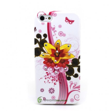 iPhone 5 Skal Flower Power
