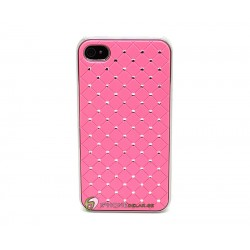 iPhone 4/4S Skal Pearl (Rosa)