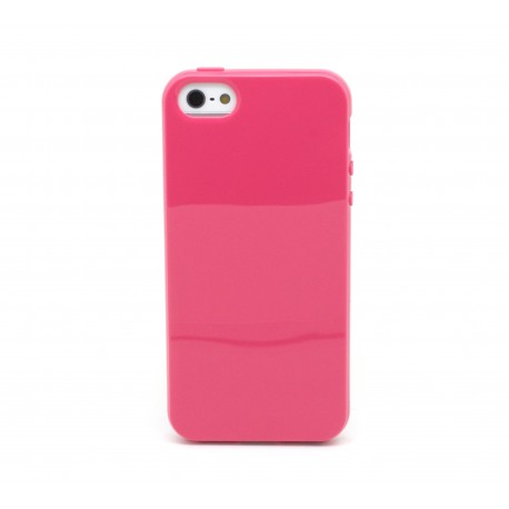 iPhone 5 Skal Silicore (Rosa)