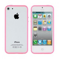 iPhone 5 Bumper (Rosa)