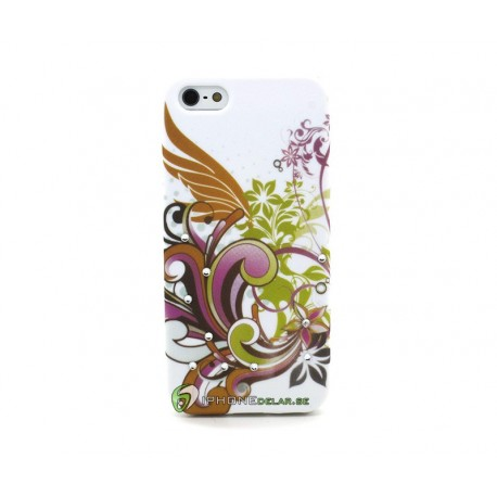 iPhone 5 Skal Flower Mania