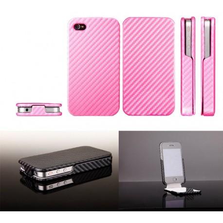 iPhone 4 Skin Fodral Rosa