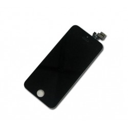 iPhone 5 Digitizer LCD Komplett (Svart)