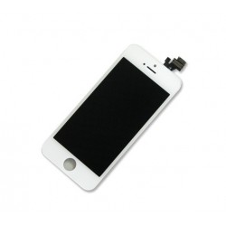 iPhone 5 Digitizer LCD Komplett (Vit)
