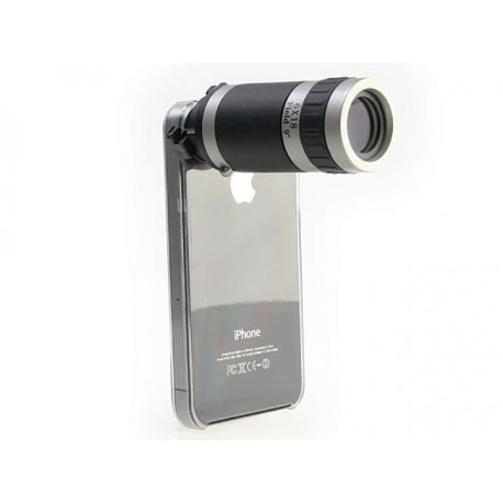 iPhone 4 Optical Teleskop Kamera 6X