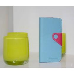 iPhone 5 Plånbok Kuenair (Blå)