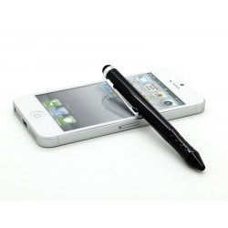 iPhone Stylus Penna Shield (Svart)