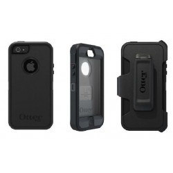 iPhone 5 Otterbox Defender (Svart)