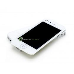 iPhone 4S Bakstycke iPhone Front (Vit)