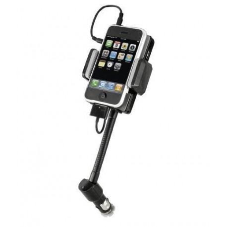 iPhone Bilhållare FM m/ Fjärrkontroll