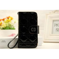 iPhone 5 Plånbok DR (Svart)