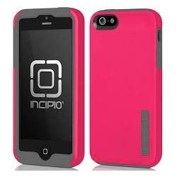 iPhone 5 Skal Incipio DualPro (Rosa)