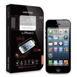 iPhone 4/4S Displayskydd Härdat Glas