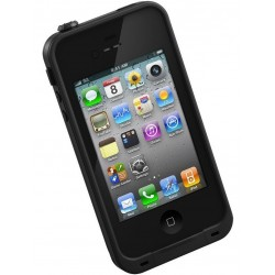 iPhone 4/4S Skal LifeProof (Svart)