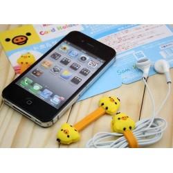 iPhone Kabel Snap Hållare (Kyckling)