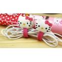 iPhone Kabel Snap Hållare (Hello Kitty)