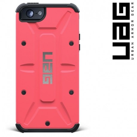 iPhone 5 Skal UAG Urban Armor Gear (Rosa)