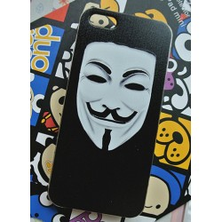 iPhone 4/4S Skal Anonymous