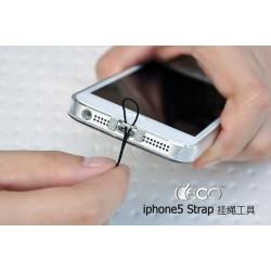 iPhone 5 Strap Skruv