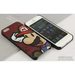 iPhone 5 Skal Super Mario