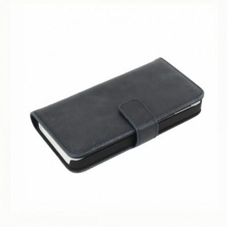 iPhone 5 Plånbok Fidanza (Svart)