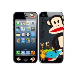 iPhone 5/5S Skin Paul Frank (Animal)