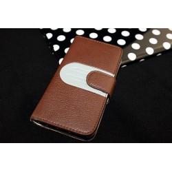 iPhone 5 Plånbok Zeppelin (Brun)