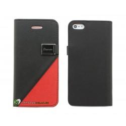 iPhone 5 Plånbok Fantazia (Röd)