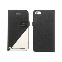 iPhone 5 Plånbok Fantazia (Vit)