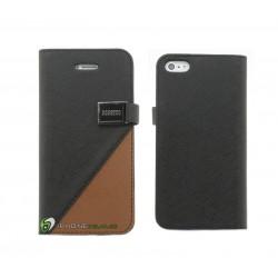 iPhone 5 Plånbok Fantazia (Brun)