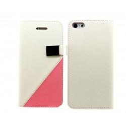 iPhone 5 Plånbok Fantazia (Rosa)