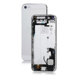 iPhone 5 Baksida (Vit)