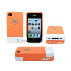 iPhone 4 serie Incase Fragment (Orange)