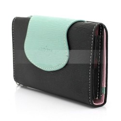 iPhone Plånbok Ardium Pastel (Svart)