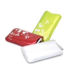 3-pack iPhone Fodral Flower