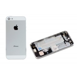iPhone 5S Baksida Silver