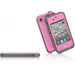 iPhone 5/5S Skal LifeProof (Rosa)