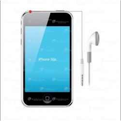 iPhone 3GS Hörlursuttag Byte