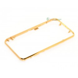 iPhone 3G/GS Stålram (Guld)