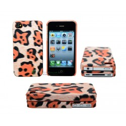 iPhone 4/4S serie Safari (Orange)