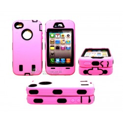 iPhone 4 serie Defender (Rosa)