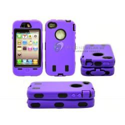 iPhone 4 serie Defender (Lila)