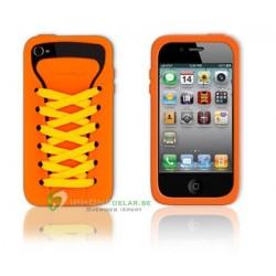 iPhone 4 serie PlayHello iShoe (Orange)