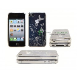 iPhone 4 serie Butterfly (Vit)
