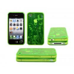iPhone 4 serie Butterfly (Grön)
