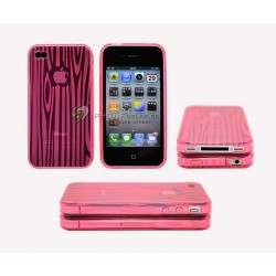 iPhone 4 serie Fiber (Rosa)