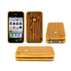iPhone 4 serie Fiber (Orange)