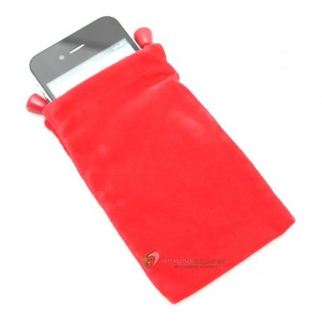 iPhone tyg Fodral
