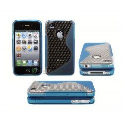 iPhone 4 serie S-Diamond (Blå)